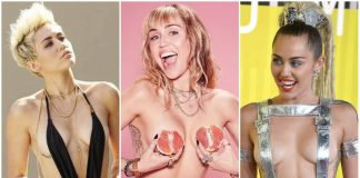 49 Hottest Miley Cyrus Boobs Pictures Show Why Everyone Loves Her So Much