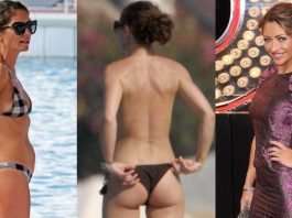 49 Hottest Rebecca Gayheart Big Butt Pictures Will Make You Want Her Now