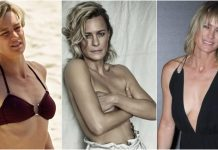 49 Hottest Robin Wright Boobs Pictures Will Make Your Pray Her like Goddess