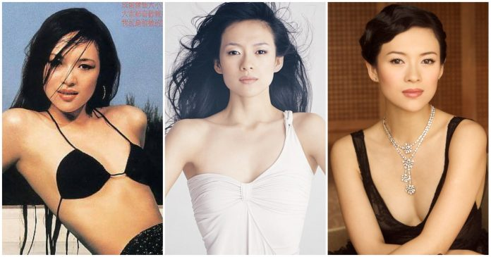 49 Hottest Zhang Ziyi Boobs Pictures Will Make You Want Her Now