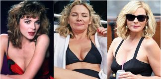 49 Kim Cattrall Sexy Pictures Will Literally Hypnotise With Her Physique