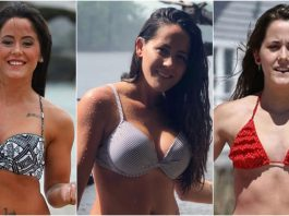 49 Sexy Boobs Pictures Of Jenelle Evans Which Will Make You Drool For Her