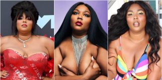 49 Sexy Boobs Pictures Of Lizzo Which Are Stunningly Ravishing
