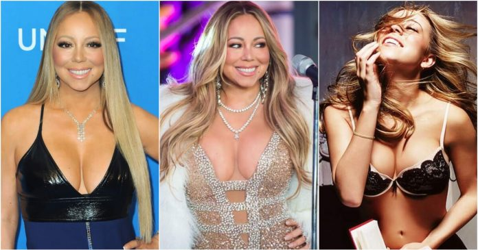 62 Mariah Carey Sexy Pictures Will Get You Hot Under Your Collars