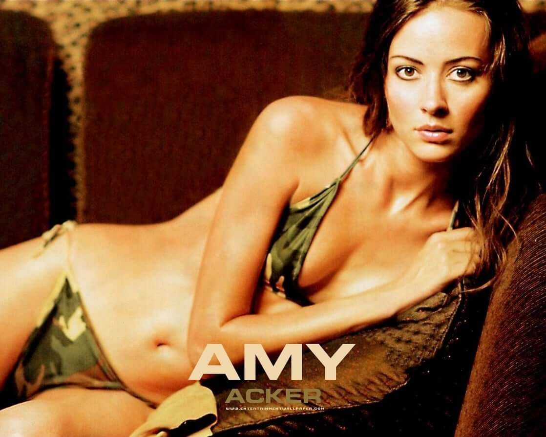 100 Images of Amy Acker Hot Photos