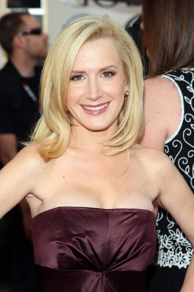 Angela Kinsey Nude Scene 49 sexy boobs pictures of angela kinsey that will make your