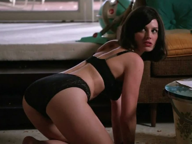 Jessica Paré big ass