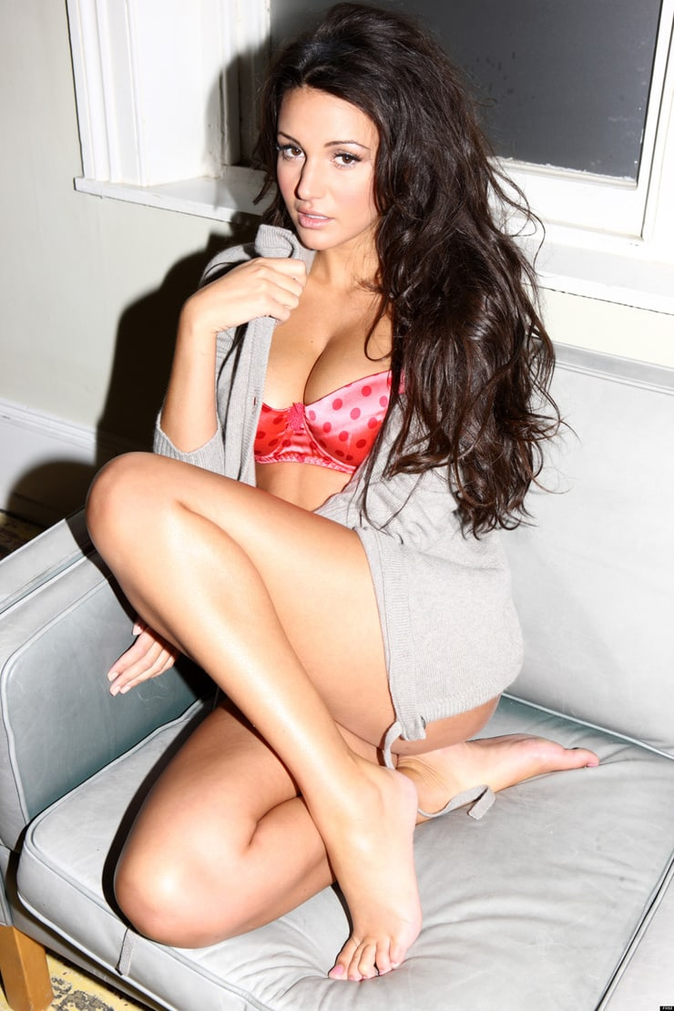 Michelle Keegan hot bikini photo