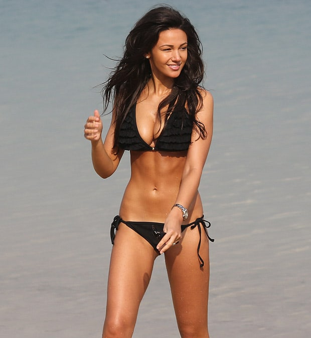 Michelle Keegan sexy photo
