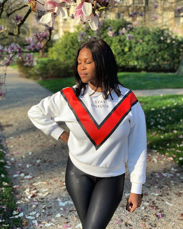 49 Hot Pictures of Motsi Mabuse Will Prove Heaven Is On