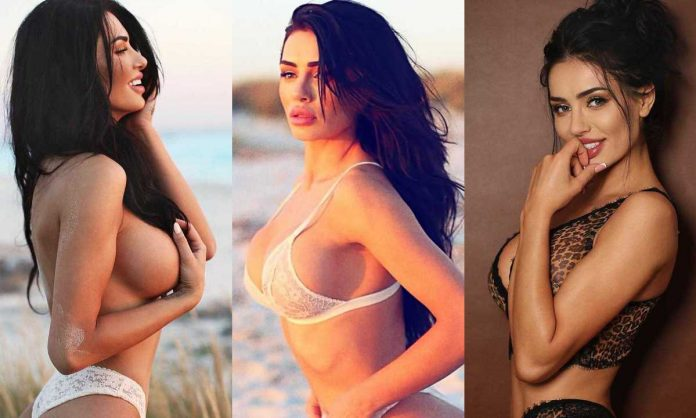 49 Hot Pictures Of Andreea Sasu That Will Make You Begin To Look All Starry Eyed At Her