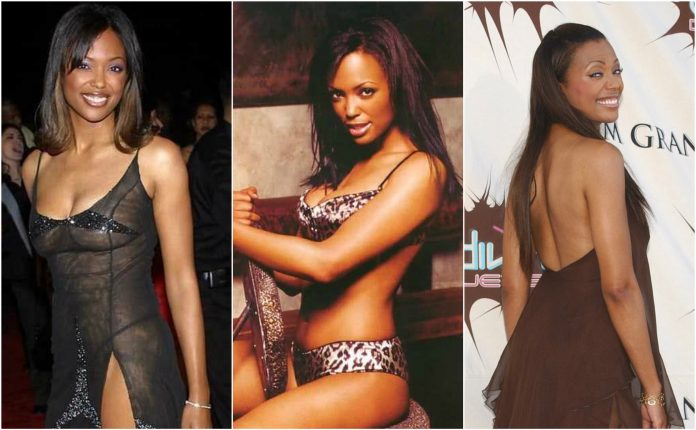 49 Hottest Aisha Tyler Big Butt Pictures Are A Charm For Her Fans
