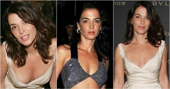 49 Hottest Annabella Sciorra Boobs pictures Which Will Cause You To Surrender To Her Inexplicable Beauty