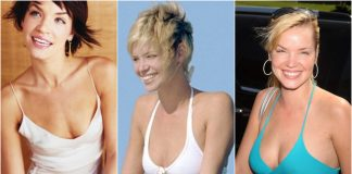 49 Hottest Ashley Scott Bikini pictures Are Sure To Leave You Baffled