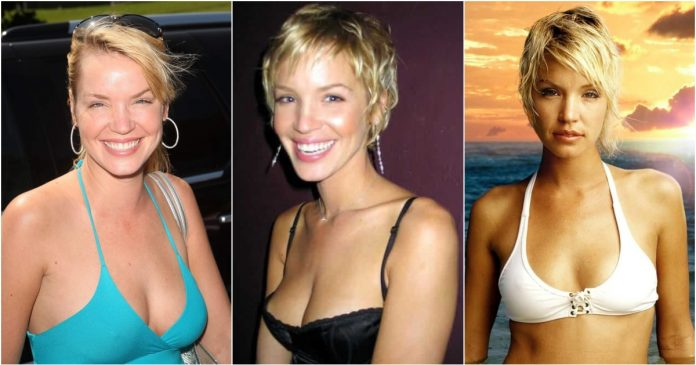 49 Hottest Ashley Scott Boobs pictures Will Leave You Flabbergasted By Her Hot Magnificence