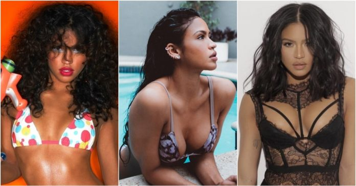 49 Hottest Cassie Ventura Bikini pictures Will Drive You Frantically Enamored With This Sexy Vixen