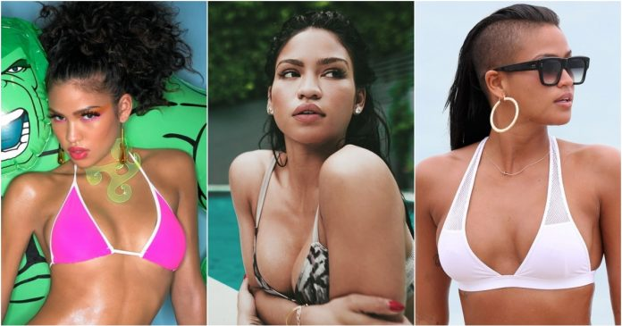 49 Hottest Cassie Ventura Boobs pictures Will Cause You To Lose Your Psyche