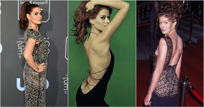 49 Hottest Debra Messing Big Butt pictures That Will Make You Begin To Look All Starry Eyed At Her