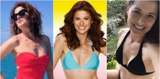 49 Hottest Debra Messing Bikini pictures Which Will Make You Slobber For Her