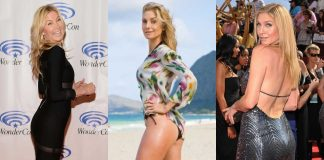 49 Hottest Elizabeth Mitchell Big Butt Pictures Reveal Her Lofty And Attractive Physique