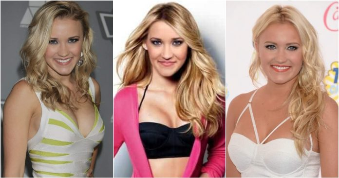 49 Hottest Emily Osment Boobs Pictures Which Will Leave You To Awe In Astonishment