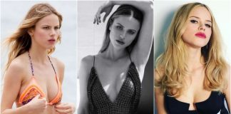 49 Hottest Halston Sage Bikini Pictures Will Motivate You To Be A Better Person For Her