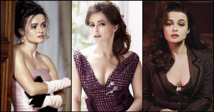 49 Hottest Helena Bonham Carter Big Boobs Pictures Which Will Make You Swelter All Over