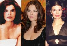49 Hottest Jeanne Tripplehorn Big Boobs Pictures Are Windows Into Paradise