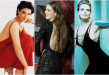 49 Hottest Jeanne Tripplehorn Big Butt Pictures Are Embodiment Of Hotness