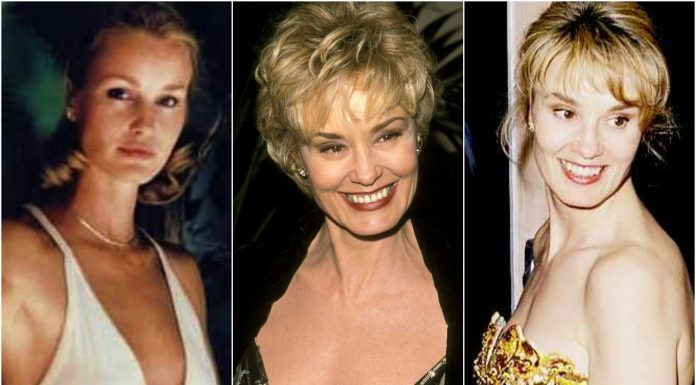 49 Hottest Jessica Lange Big Boobs Pictures Demonstrate That She Is A Gifted Individual