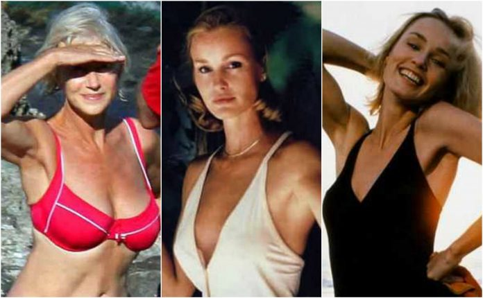 49 Hottest Jessica Lange Bikini Pictures Demonstrate That She Is Probably The Most Smoking Lady Among Celebrities