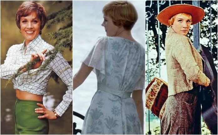 49 Hottest Julie Andrews Big Butt Pictures Exhibit Her As A Skilled Performer
