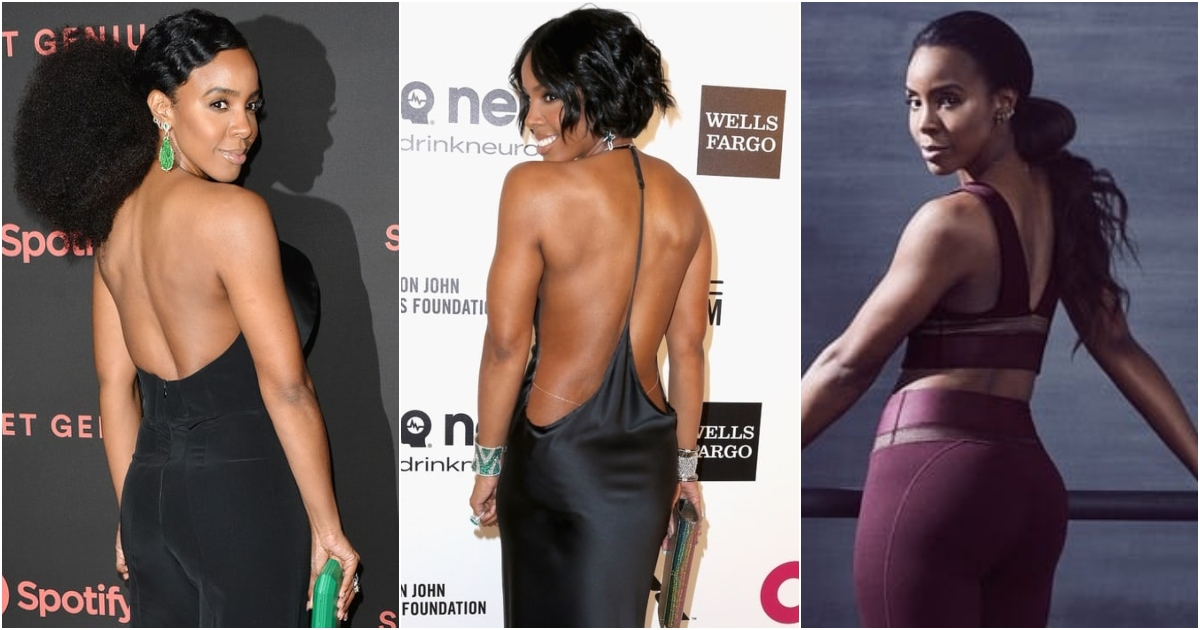 49 Hottest Kelly Rowland Big Butt Pictures Are Really Epic