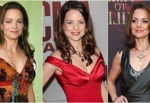 49 Hottest Kimberly Williams-Paisley Boobs Pictures Are Going To Make You Skip Heartbeats
