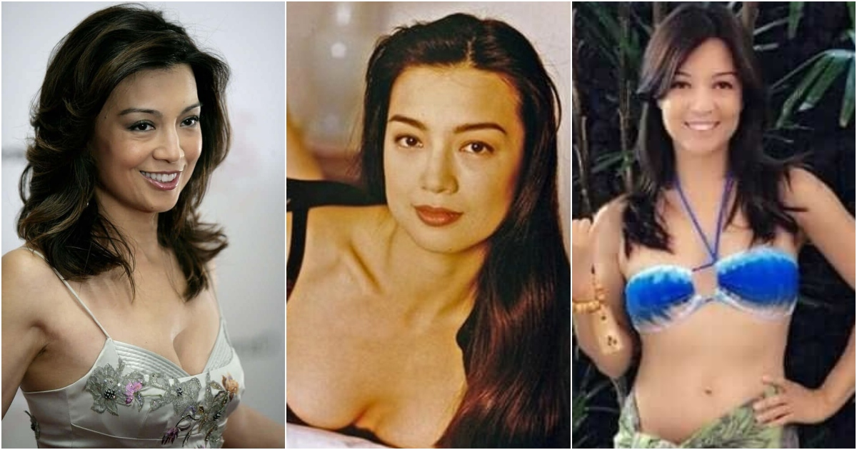 55+ Hottest Ming-Na Wen Boobs Pictures Are Portal To Heaven | Best Of Comic Books