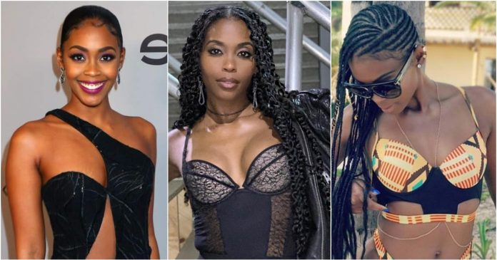 49 Hottest Nafessa Williams Boobs Pictures Uncover Her Awesome Body