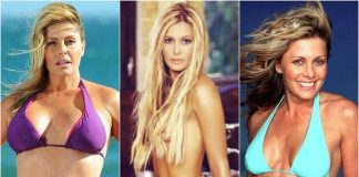49 Hottest Nicole Eggert Boobs pictures Will Leave You Panting For Her
