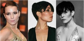 49 Hottest Noomi Rapace Bikini Pictures Which Will Make You Become Hopelessly Smitten With Her Attractive Body