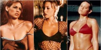 49 Hottest Olivia d'Abo Boobs Pictures Will Make You An Addict Of Her Beauty