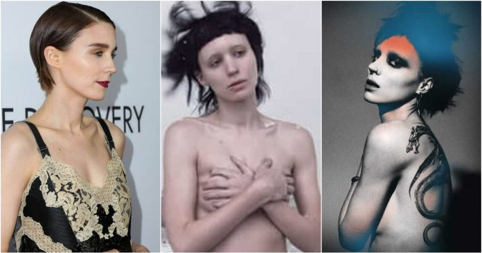 49 Hottest Rooney Mara Boobs pictures Showcase Her Ideally Impressive Figure