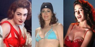49 Hottest Sean Young Bikini Pictures Are A Genuine Masterpiece