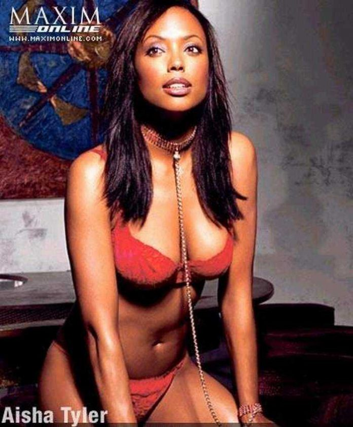 Showing porn images for aisha tyler nude porn