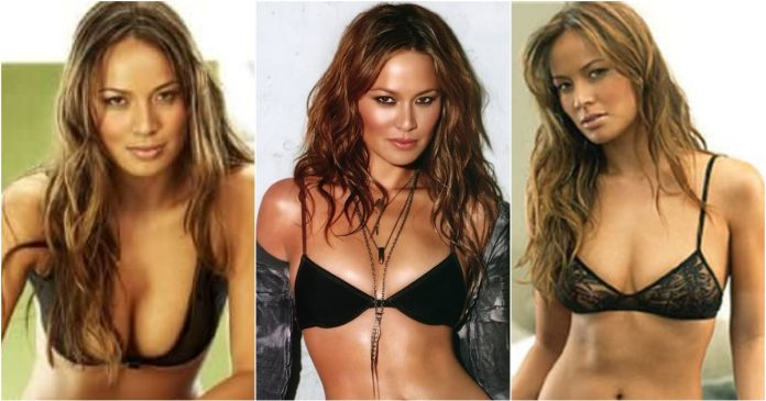 49 Hottest Moon Bloodgood Boobs pictures Are A Charm For Her Fans