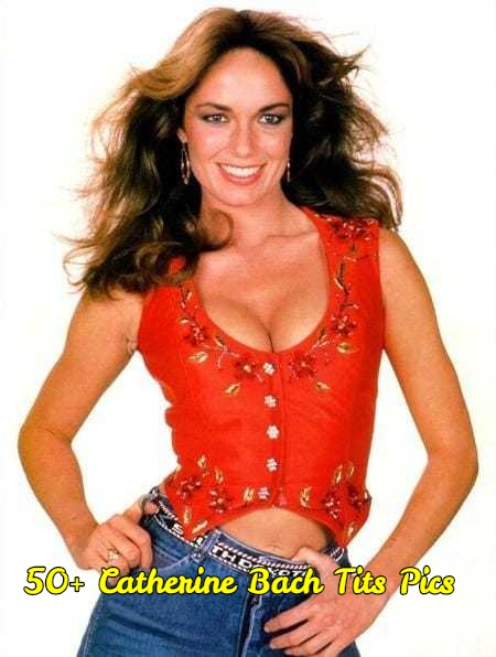 Catherine Bach sexy looks