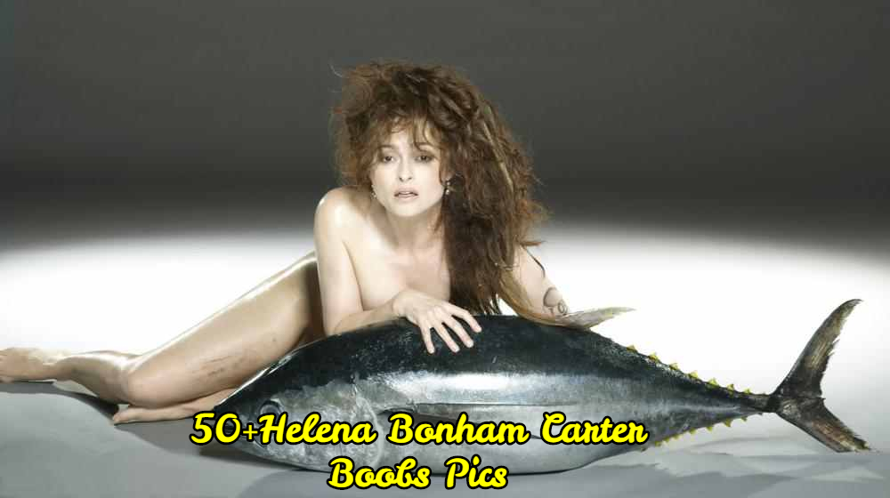 Helena Bonham Carter boobs pics