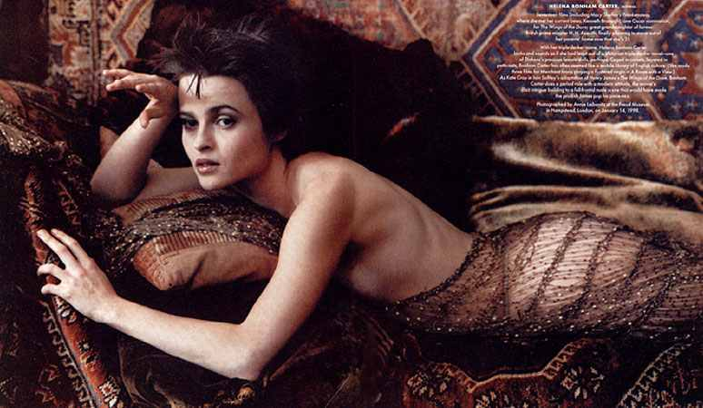 Helena Bonham Carter hot