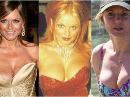 49 Hottest Geri Halliwell Big Boobs pictures Are Windows Into Paradise