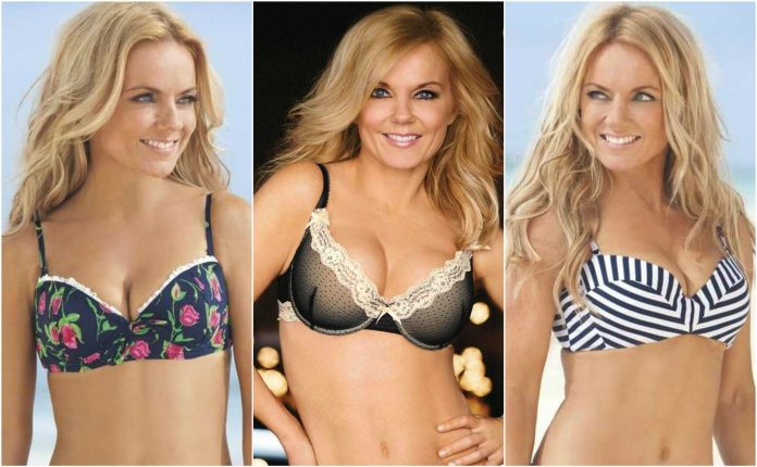 49 Hottest Geri Halliwell Bikini pictures Which Will Shake Your Reality