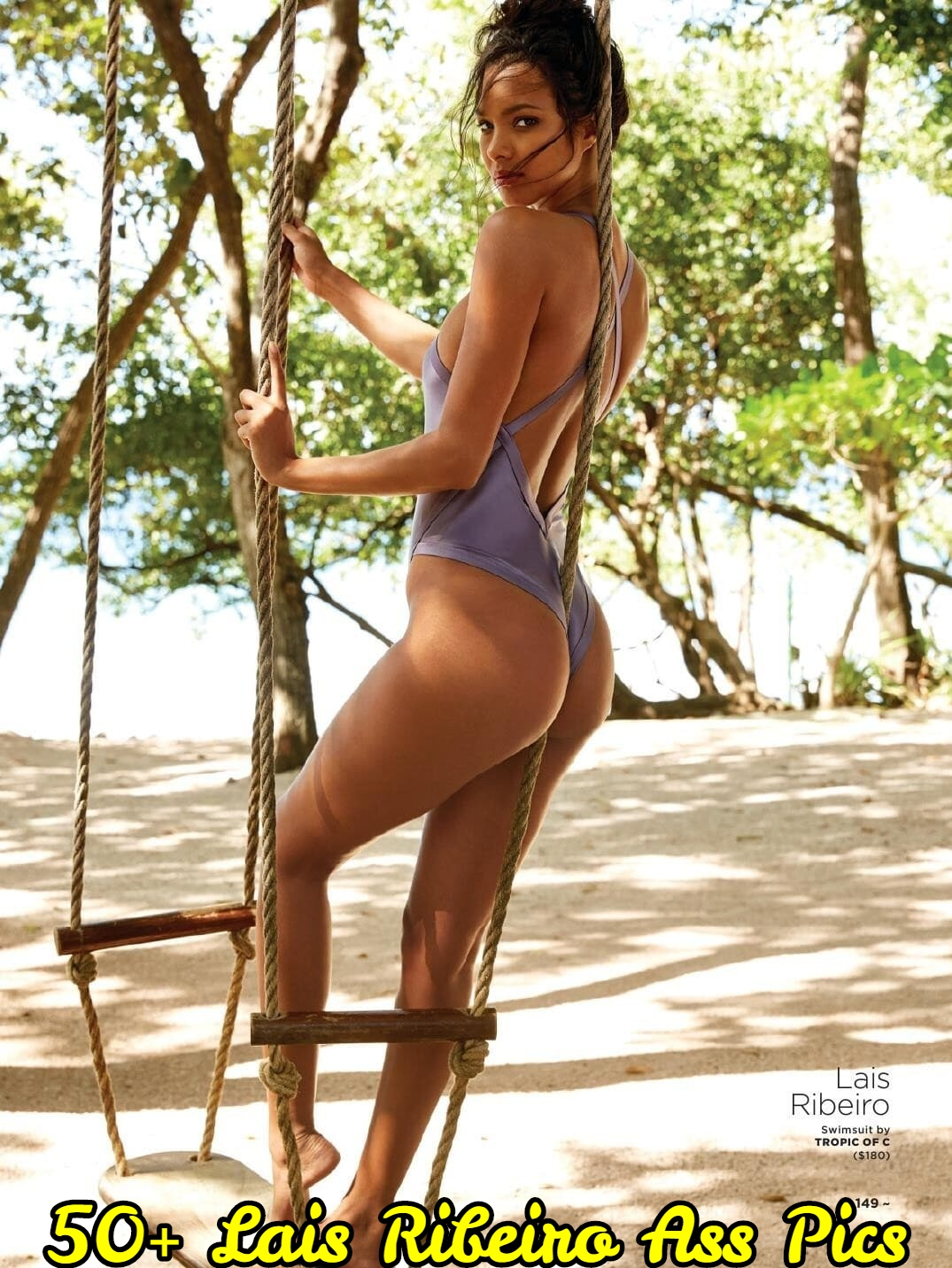 Lais Ribeiro big ass