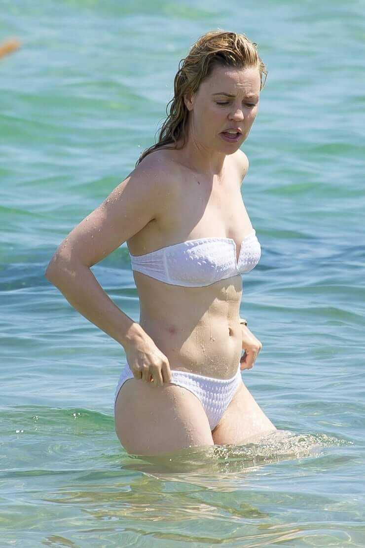 Melissa George bikini photo (2)